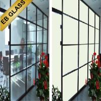 Wholesale Smart pdlc film, eb glass brand, smart glass, intelligent glass film, magic glass from china suppliers