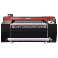 Wholesale 1.8M Epson DX5 Head Sublimation Printing Machine For Fabric / Textile Printing from china suppliers