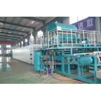 Wholesale Fully automatic Paper Pulp Fruit Tray Production Line Paper Pulp Molding Machine from china suppliers