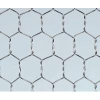 Wholesale Heavy Duty Gabion Box Hexagonal Wire Netting soil stabilization 80*120mm from china suppliers