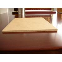 Wholesale Fireproof Poplar or Pine Plain 16mm 18mm MDF Sheet / Raw MDF Board for furniture from china suppliers