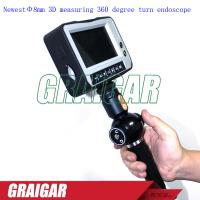Wholesale Φ8mm 3D measuring electrical instruments 360 degree turn endoscope from china suppliers