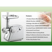 Wholesale Practical Home multi-function home electric meat grinder Mincer GK-AMG30 from china suppliers