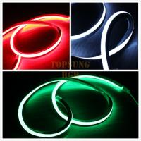 Wholesale high quality square 24v 16*16m LED neon flex light RGB for decoration from china suppliers