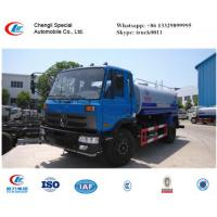 Wholesale 4*4 all wheels drive water tank, dongfeng 4*4 water truck, front wheels drive water truck from china suppliers