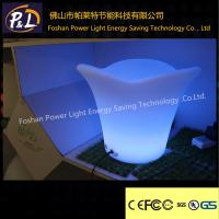 Wholesale Wireless Color Changing Bar LED Ice Bucket with remote controller from china suppliers