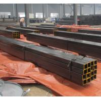 Wholesale China factory price ASTM A500 Gr A B black steel tube Steel Hollow Section (100X100mm) from china suppliers