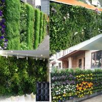 Wholesale Wall planting grow bag makes your outer wall to be a green garden,customized design from china suppliers