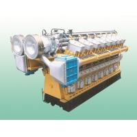 Wholesale 440KV 11KV Synchronous Diesel Engine Generator Set Industrial Eco Friendly from china suppliers
