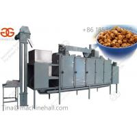 Buy cheap Continuous seed roasting machine for sale/ nut roaster machine factory price supplier from wholesalers