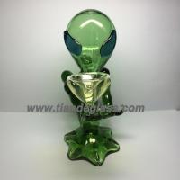 Wholesale Delicate Handmade Borosilicate Glass smoking pipe Glass hammer pipes Glass tobacco p107 from china suppliers