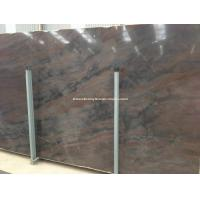 Wholesale Luxury Elegant Brown Granite Slab from china suppliers