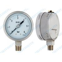 Wholesale 100mm Welding pressure gauge from china suppliers