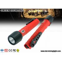 Wholesale 10W lithium ion battery explosion proof  torch , high power rechargeable LED flashlight from china suppliers