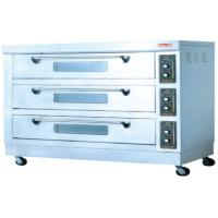Wholesale Kitchen Stainless Steel Electric Baking Ovens 18KW With 3-layer 4tray FDX-36BQ from china suppliers