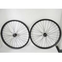Wholesale 29 Inch Tubeless Carbon MTB Wheels Matte / Glossy Rim Finish EN14781 Standard from china suppliers