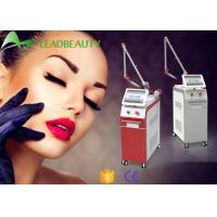 Wholesale CE Laser Tattoo Removal Machine / Nd Yag Laser scar removal machine , 1-10HZ Frequency from china suppliers