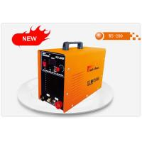 Wholesale inverter mini tig gas tungsten arc welding machine WS – 200 for decoration from china suppliers