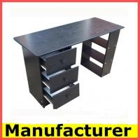 Wholesale Functional Wooden Office Desks 15mm PB / MDF Panel Standard with 3 Table DX-7108 from china suppliers