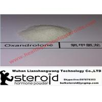 Wholesale Cutting Cycle Steroids Anavar Oxandrolone High Purity Nutrobal Muscle Growth Anabolic steroids raw powder from china suppliers