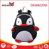Wholesale Pratical Neoprene Children School Backpack Cartoon Character Backpacks Penguin Style from china suppliers