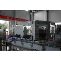 Wholesale Automated Carbonated Soft Drink Filling Machine / Soda Can Filling Machine from china suppliers