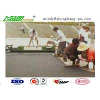 Quality Durable and Eco-Friendly Ventilative Athletic Running Track Flooring for School Sport Floor for sale