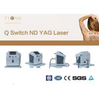 Wholesale Clinical Use Laser  Tattoo Removal Machine 6 * 140mm Lamp Size 1320nm from china suppliers