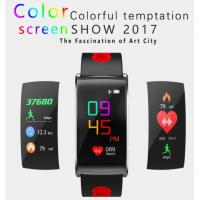Wholesale Fitness Tracker Band Watch N68 Life Waterproof IP67 Smart Bluetooth Bracelet Camera Music Remote For men women from china suppliers