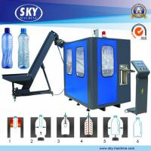 Quality Automatic PET Bottle Blow Molding Machine for sale