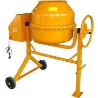 Wholesale Cement Mixer Towable Mini Cement Mixer with Electric Engine 120L Concrete Mixer from china suppliers