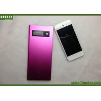 Wholesale High Capacity Power Bank LCD Display , Portable External Battery Charger from china suppliers
