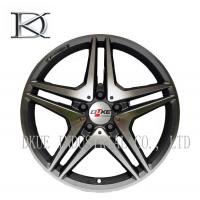 Wholesale Alloy TE37 Replica Wheels Polishing Machined , 18 Inch Forged Wheels from china suppliers