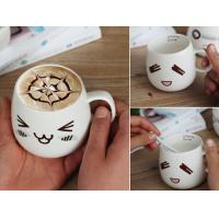 Wholesale Drinking pot lovely cup with facial expressions from china suppliers