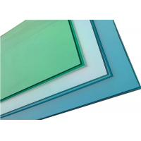 Wholesale 6mm Bendability Flat Polycarbonate Sheet Sun Roof Pc Tinted Panel for Awning from china suppliers