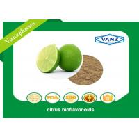 Wholesale HPLC Test Natural Herbal Extracts Feed Additive Citrus Bioflavonoids 50% from china suppliers