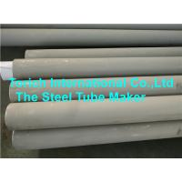 Quality GB13296 -1991 0Cr18Ni9 Annealed and Pickled Seamless Stainless Steel Tube For Boiler  Heat Exchangers for sale