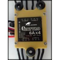 Wholesale 4 In 1 ESC 6a×4 for rc hobby 2-3s Lipo , Electronic Speed Controllers For Brushless Motors from china suppliers