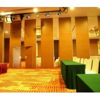 Wholesale Restaurant Retractable Screen Acoustic Room Dividers Folding Sliding Floor to Ceiling from china suppliers