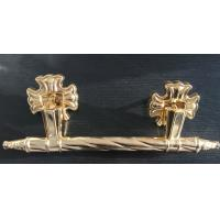 Buy cheap Professional Plastic Casket Handle , Gold Brass Or Copper Coffin Decoration H9102 from wholesalers