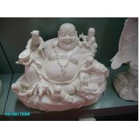 Quality Carved marble maitreya buddha statue for sale