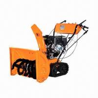 Wholesale 9.0HP gasoline engine snow thrower/blower, 71cm working width, optional battery starter from china suppliers