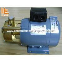 Wholesale Bomag Vibratory Road Roller Parts High Pressure Hydraulic Water Pump from china suppliers