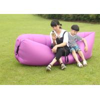 Wholesale Outdoor Traveling / Camping Lamzac Hangout Sleeping Bag With Brand Name Printed from china suppliers