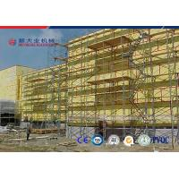 Wholesale Safe Painting Waco Style Walk Thru Scaffolding Frame , Building Scaffolding from china suppliers
