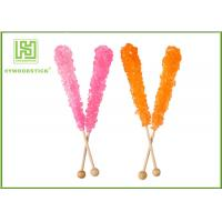 Wholesale Customized Logo Wooden Lollipop Sticks Party Items Non - Flavor FSC Certificated from china suppliers