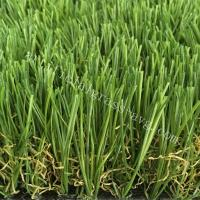 Wholesale Silky Soft Monofilament PE + Curly PP Outdoor Artificial Turf / Artificial Grass Carpet Rug from china suppliers