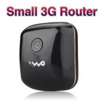 Wholesale 3G Carfi with sim card slot,1500mAh mini and USB interface from china suppliers