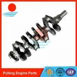 China automobile crankshaft supplier for Mitsubishi, 12 months warranty crankshaft 4G93 MD352125 MD332125 for sale