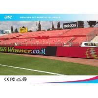 Wholesale High Resolution Sports Advertising Stadium Perimeter Led Screen Display from china suppliers